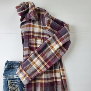Flannel Top Maurices